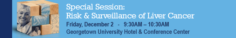 Special session on risk and surveillance of liver cancer